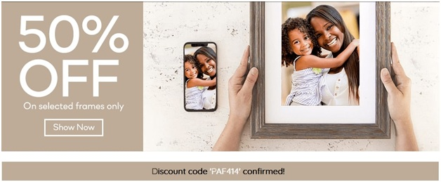 ADD A NEW LIFE TO YOUR OLD MEMORIES WITH PICTURE FRAMES